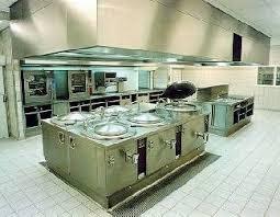 cuisine de collectivite les débits de ventilation dans la zone de cuisson