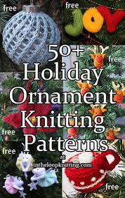 ornaments knitting patterns in the loop knitting