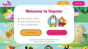 Tv Subscribe Hopster How Do I Subscribe To Hopster On Roku Tv