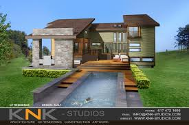 modern home design with a low budget modern house plans on a budget home pattern