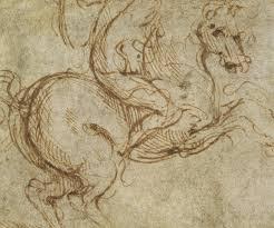 horse sketch art fine art america