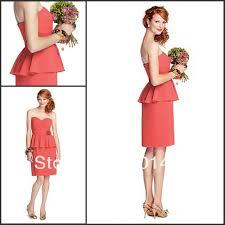 online shop new style sale keen length customize peach chiffon