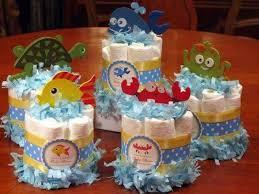 pastel de pañales para baby shower dale detalles