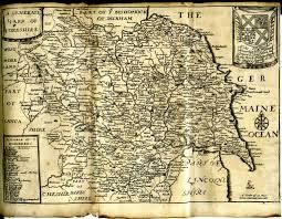 Map Of Yorkshire England by Maps Of England Circa 1670 Yorkshire 40 Of 40 38 Old Maps U2026 Flickr