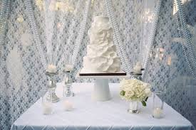 wedding backdrop setup 15 stunning cake table ideas the magazine