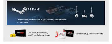 steam gift card digital steam cards buy steam cards pc gamestop