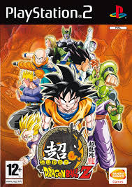 Download  PS2 Game   Super Dragon Ball Z Baixar Grátis