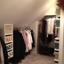 68 best closets images on pinterest attic closet closet space