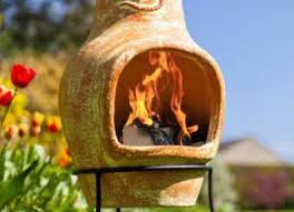 Large Terracotta Chiminea Clay Chiminea Including Traditional Mexican Chiminea