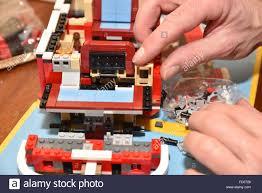 camper van lego constructing model kit hobby modelling lego 10220 volkswagen t1