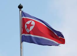 Korea Flag Image Navigating Options On North Korea