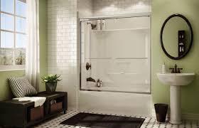 built in bathtub shower combination rectangular acrylic exhibit bathroom adorable soaking tub shower combo for interior bathroom accessories bathroom wall cabinets