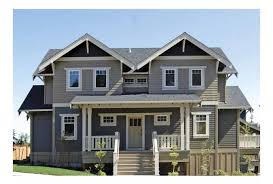 2 story craftsman house plans 93 2 story bungalow homes exterior house plan charming