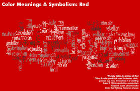 color meanings u0026 symbolism chart red color meanings and colors