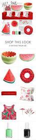 fruit decor competition watermelon
