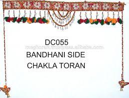 wholesale indian handmade crystal work wall hanging diwali special