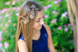 how to create a rick rack braid cute girls hairstyles