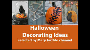 2017 halloween decorating ideas youtube