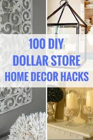 Dollar Store DIY Home Decor Ideas Dollar Stores Store And House - Diy cheap home decor