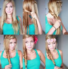 cute hairstyles for short hair with braids 4 cute braid hairstyles