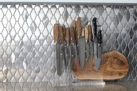 impressive ideas cutting stainless steel backsplash diy kitchen