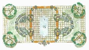 garden layouts 17 best 1000 ideas about garden layouts on