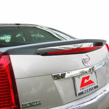 cadillac cts styles 2008 2013 cadillac cts oem style spoiler 119 99 carccessory com