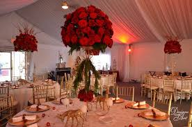 roses centerpieces designs with corporate event roses christmas party