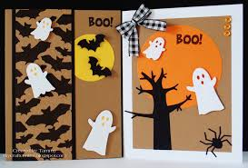 easy homemade halloween cards u2013 festival collections