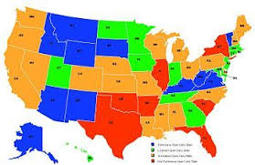 pa carry permit reciprocity map uninformed support national concealed carry