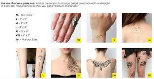 taurus astrology zodiac sign constellation temporary tattoo