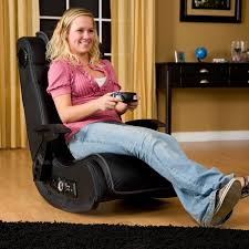 Rocking Gaming Chair X Rocker Ii Se 2 1 Wireless Sound Video Gaming Chair Black 51273