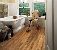 Wood Floor Bathroom Ideas Laminate Flooring In Bathroom Ideas Flooring Ideas Floor