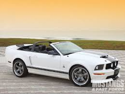 mustang 2007 shelby ford mustang 2007 shelby kenne bell press kenne bell