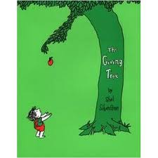 the giving tree hardcover by shel silverstein target