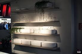 sleek modern kitchen practical and trendy open shelving ideas for the modern kitchen