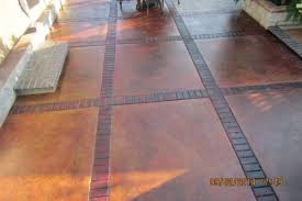 Dyed Concrete Patio by Dci Acetone Concrete Dye For Floors And Countertops Directcolors Com