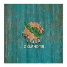 Oklahoma travel towel images Best 25 oklahoma flag ideas hanging flag on wall jpg