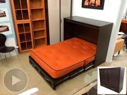 Wall Bed Sofa Wallbeds Modern Birch Murphy Bed Reviews Wayfair Loversiq