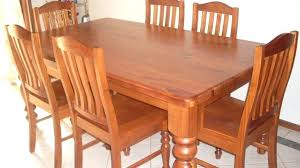 used dining table and chairs second hand dining table and chairs for sale dining table and 6
