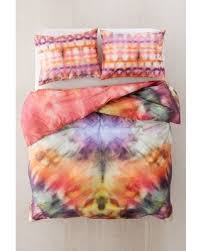 christmas savings on keeley rainbow tie dye duvet cover multi tw