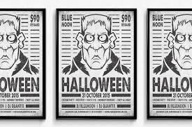 halloween wanted poster 2bundles com
