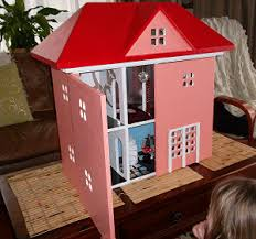 Free Miniature House Plans House by Build It Yourself Dollhouse Free Plans Build It Pinterest
