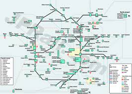 Narita Airport Map Guide To Take Trains In Tokyo How To Choose The Best Deal And The