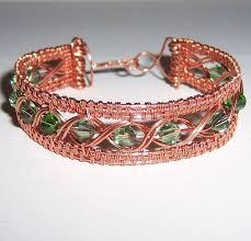 weave wire bracelet images 194 best wire woven cuff bracelets images wire jpg