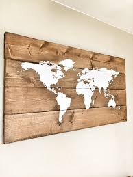 United States Map Wall Art by Modest Ideas Wood Map Wall Art Awesome And Beautiful American Map