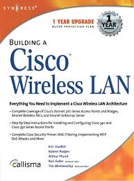building a cisco wireless lan syngress 9781928994589 amazon com