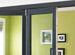 ultra 3m approx 10ft grey aluminium u0026 oak triple glazed vufold