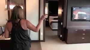 room tour vdara presidential 1 bedroom suite youtube
