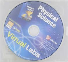 glencoe virtual light lab physical science virtual labs glencoe 9780078661044 amazon com